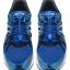 เชือกรองเท้าวิ่ง LOCK LACES สีน้ำเงิน ล็อคแน่น ไม่ต้องผูกเชือกรองเท้า thumbnail 6