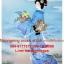 ญ.ญี่ปุ่นในชุดกิโมโน ครอสติสจีนไม่พิมพ์ลาย thumbnail 1