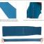 ปลอกแขนกันแดด AQUA X สีม่วง แบบสอดนิ้ว ปลอกแขนกันUV thumbnail 7