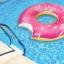 ห่วงยางเล่นน้ำแฟนซีโดนัส Donut Pool Float thumbnail 2