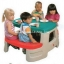 โต๊ะพลาสติกของเด็กชุด PARTY ยี่ห้อ STEP 2