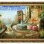 ปราสาทริมทะเล ภาพติดเพชรDiamond painting thumbnail 1