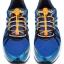 เชือกรองเท้าวิ่ง LOCK LACES สีส้ม ล็อคแน่น ไม่ต้องผูกเชือกรองเท้า thumbnail 5