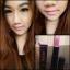 MeMeMe Long Wear Satin Lip Cream - Pashmina Pink thumbnail 3