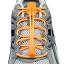เชือกรองเท้าวิ่ง LOCK LACES สีส้ม ล็อคแน่น ไม่ต้องผูกเชือกรองเท้า thumbnail 4