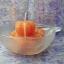 เทียนขนมทองหยิบในถ้วยแก้วใส thumbnail 2