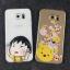 เคสลายการ์ตูน (เคสยาง) - Galaxy Note4 thumbnail 1