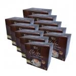 กาแฟลดน้ำหนัก คาเฟ่-สเลน พรีเมี่ยม 10 กล่อง ราคา 4,700 บาท ลดเหลือแพคละ 2,000 บาท