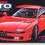 no108 1/24 Mitsubishi GTO Twin Turbo (Model Car)