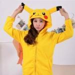 เสื้อกันหนาวปิกาจู *พร้อมส่ง*