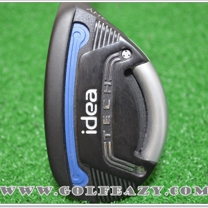 ADAMS IDEA TECH HYBRID 22* #4 / MITSUBISHI FUBUKI FLEX S